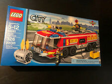 LEGO City AirPort Fire Truck (60061)