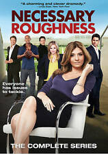 Necessary Roughness - The Complete Series  NEW