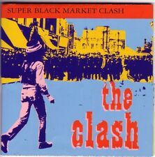 "CD ""SUPER BLACK MARKET CLASH"" (REMASTERED) von THE CLASH (1979) PUNK RADIO CLASH"