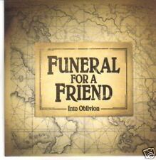 (95Y) Funeral For A Friend, Into Oblivion - DJ CD