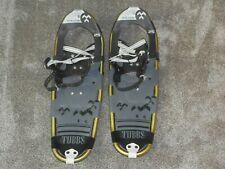 """Tubbs Xplore Blk/Olive 25"""" x 8"""" Snowshoes Venture"""
