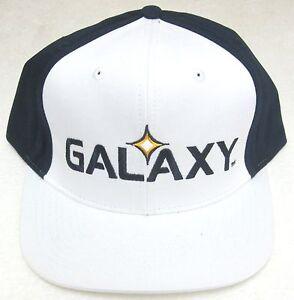 MLS Los Angeles Galaxy Multi-Color Structured Adjustable Snapback Hat
