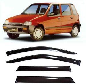 For Daewoo Tico 1991-2002 Window Visors Side Sun Rain Guard Vent Deflectors