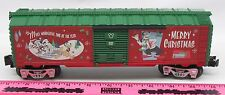 Lionel ~ 82730 Disney Mickey's Holiday to Remember Christmas boxcar