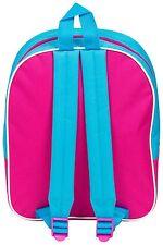 NUOVO Ragazze shopkins Pink Junior per Bambini Bambine Bambini Zaino Scuola TAVEL BAG