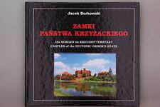 155440 Jacek Borkowski ZAMKI PA?STWA KRZY?ACKIEGO HC +Abb SEHR GUTER ZUSTAND!