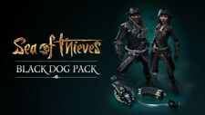 Sea of Thieves Black Dog Pack [RARE]