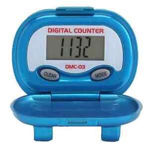 Pedometer Model DMC03 Multi-Function | Steps | Distance | Calories | Walking