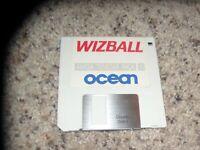"""Wizball Commodore Amiga Game on 3.5"""" disk"""