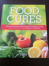 """""""Food Cures"""" by Digest Readers (Hardback, 2009) From Colds to Cancer"""