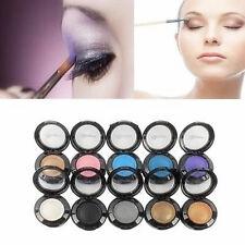 Fard à paupières Couleur unie Beauté Sexy Eyes Maquillage des yeux Palette Ombre