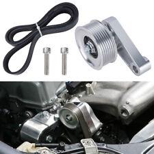 Adjustable Ep3 Style Idler Pulley Belt Kit For Civic Integra K24 Swap K Series