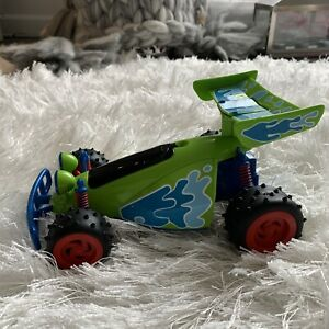 TOY STORY 1995 ORIGINAL RC FREE WHEEL BUGGY THINKWAY NO. 62900