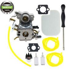 """Carburetor Tune Up Kit for Poulan Pro PP4218A PP4218AVX 18"""" Bar 42cc Chain Saw"""