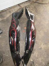 2001 yamaha yzf600 left right fairing cowl rear tail