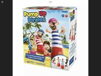 TOMY Pump Up Pirate Children's Action Board Game - Fun Family & Children's  Game