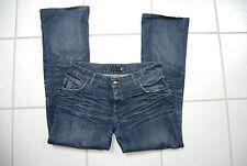 Blue Denim JUST CAVALLI Bootcut Jeans US 29 or IT 43