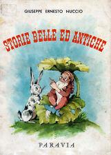 STORIE BELLE ED ANTICHE DI GIUSEPPE ERNESTO NUCCIO