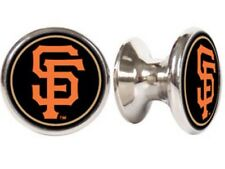 SAN FRANCISCO GIANTS MLB DRAWER PULLS / CABINET KNOBS