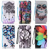 Flip Cover Trend Mix PU Leather Book Card Wallet Stand Case Cover For Phones #C2