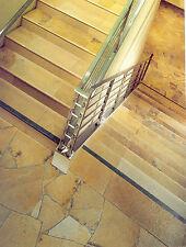 Terrassenplatten Polygonalplatten 30 m² Naturstein crema Toscana 8-12mm