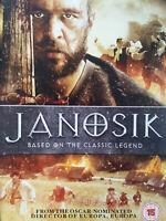 Janosik DVD - Václav Jirácek True Story War Drama - Region 2 UK