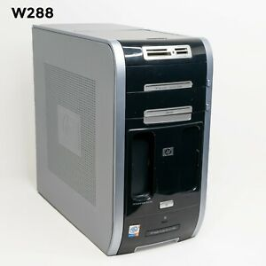 HP Media Center PC m1170n Pentium 4 3.00GHz 4GB 200GB WIFI WIN 7 PRO W288