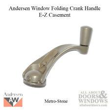 Andersen Window Improved/E-Z Casement - Crank/Handle - Metro - Stone (1361360)