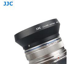 JJC Pro Lens Hood for Olympus M.Zuiko Digital 17mm f/1.8 Lens as Olympus LH-48B