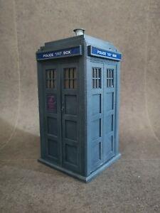 Custom Doctor Who TYJ 7th Doctor Tardis Police Box 1/13 Scale