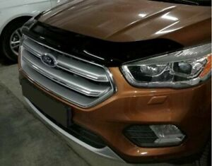Premium Quality Bonnet Protector Tinted Glass for Ford Kuga II /Escape 2017-2020