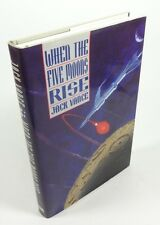 When the Five Moons Rise by Jack Vance (1992, Hardcover - 1st Edition) FINE