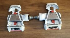 VINTAGE TIME MAGNESIUM CLIPLESS ROAD RACING BIKE PEDALS