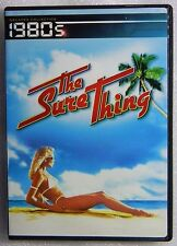 Like New The Sure Thing 1985 WS DVD + 8 Cut Best of '80s CD Decades Collection