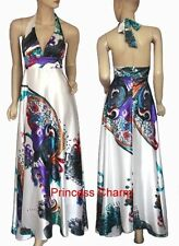 Polyester Hand-wash Only Regular Size Maxi Dresses for Women