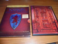 The Chronicles of Narnia: The Lion, The Witch, and the Wardrobe (DVD, 2006, 2-Di