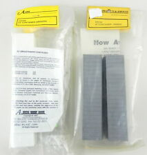 A-Line Ho 25400 53' Container/25100 40' Container Cars ~ Undecorated ~ Nip ~ F12