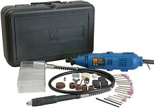 80 PIECE Accessories Dremel Set Variable Speed Rotary Cutter Tool Kit Grinder