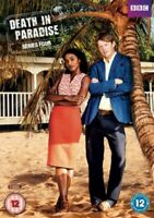 Nuovo Death IN Paradise Serie 4 DVD