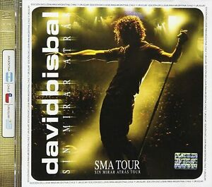 Sin Mirar Atras Tour [Import USA] David Bisbal - 2 CD - BON ETAT