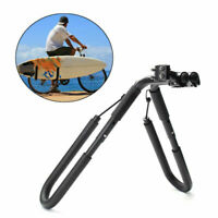 Bike Bicycle Mount Surfboard Wakeboard BoogeyBoard Surfing Carrier Rack Q1E6