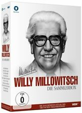 Willy Millowitsch - Die Sammelbox, 10 DVD NEU + OVP!