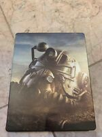 Fallout 76 Steelbook Case ONLY