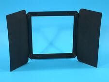 Sinar 533.11 Bellows Hood Mask - Barn Doors - (Mr)