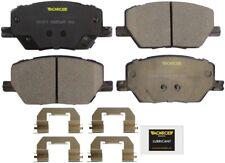 Disc Brake Pad Set-Total Solution Ceramic Brake Pads Front Monroe CX1811