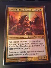 MTG ~ Kresh the Bloodbraided ~ FTV Legends ~ FOIL ~ NM ~ EDH ~ Commander