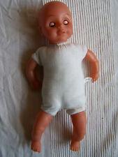 Baby Puppe von Hauck mit Stoffkörper 43cm