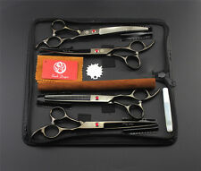 Professional Hair Cutting Set Japanese Scissors Barber Stylist Salon Shears