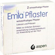 EMLA Pflaster   2x1 st   PZN8864800