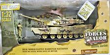 1/32 Forces Of Valor U.S. M1A1 Abrams Desert MERDC Camo #90305 NIB